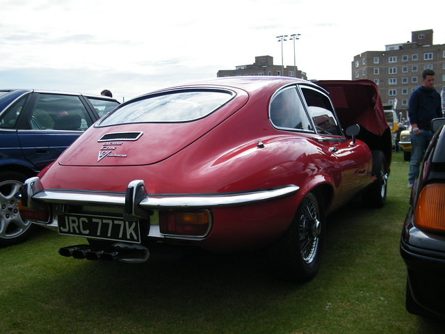 1971 Jaguar E-type V12 Fuel Injection 2+2 Coupe | Flickr - Photo ...