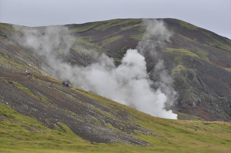 Islandia - volcanes