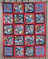 Superhero Squares