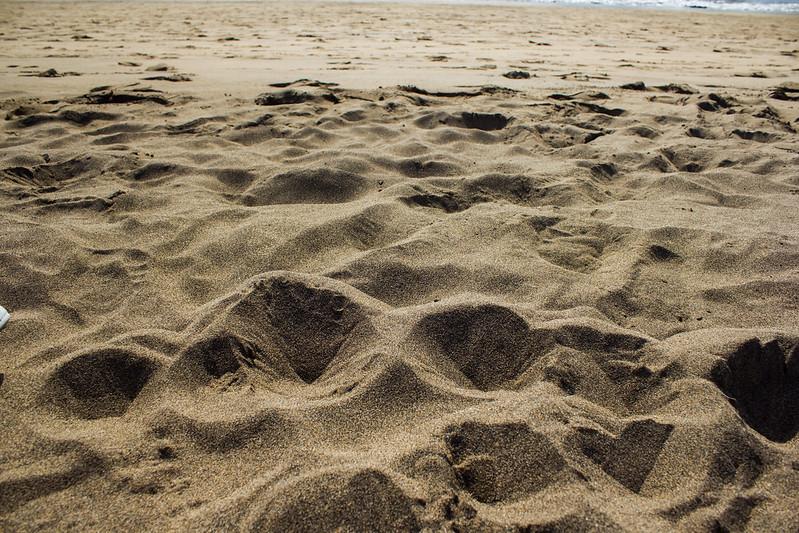 Lanzarote Beach Sand