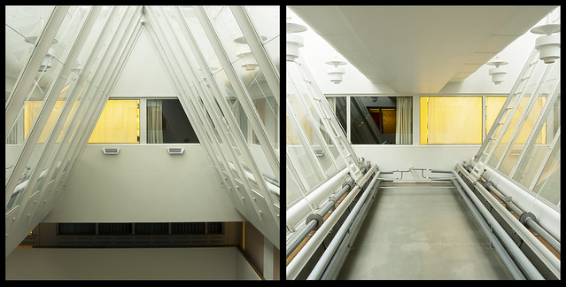 Aalto Skylight Under And Over