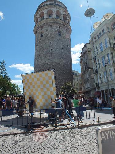 A Mikulás Isztambulban