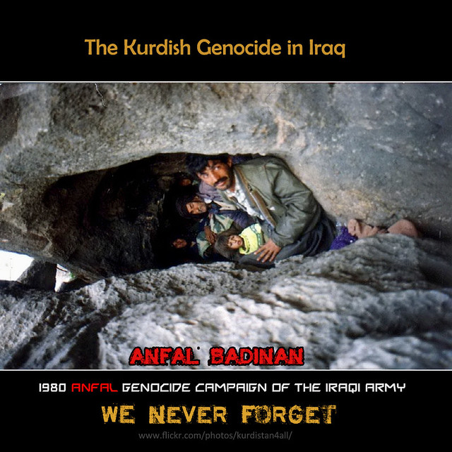 the kurdish genocide in iraq essay The kurdish genocide in iraq the bosnian genocide: summary  essay prompts, rubric & instructions for english literature.