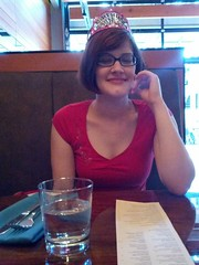 The birthday princess reining at Ox & Fin, Eugene