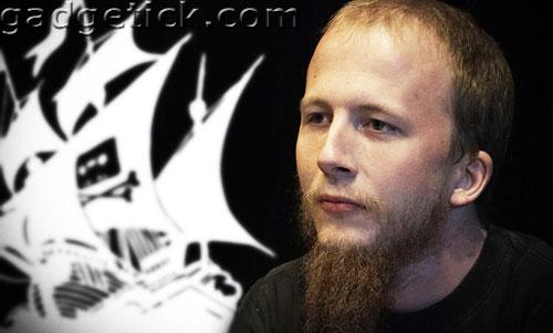 Арестован соучредитель The Pirate Bay
