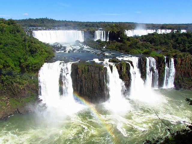 Cataratas do Iguaçu/Iguazu Falls
