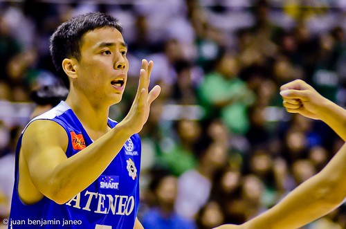 UAAP Season 75: Ateneo Blue Eagles vs. De La Salle Green Archers, Sept