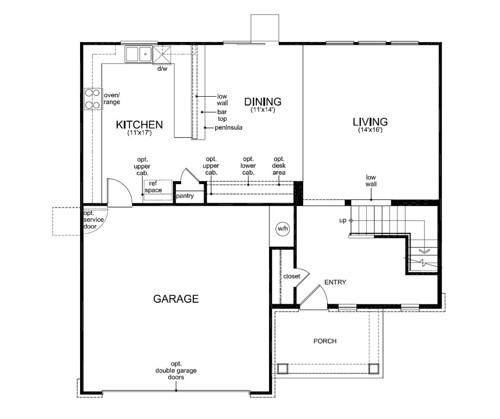 I need some help with furniture layout and interior for 14x16 living room