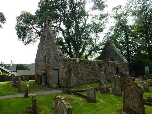 Alloway old church