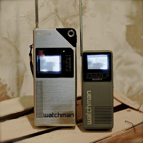 Sony Watchman FD-210