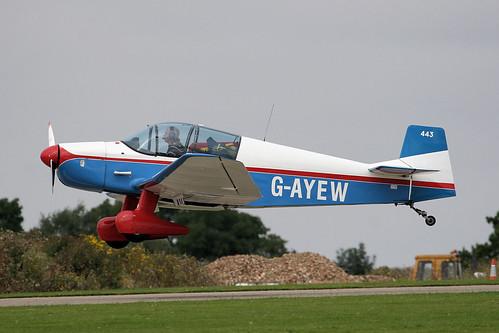 G-AYEW