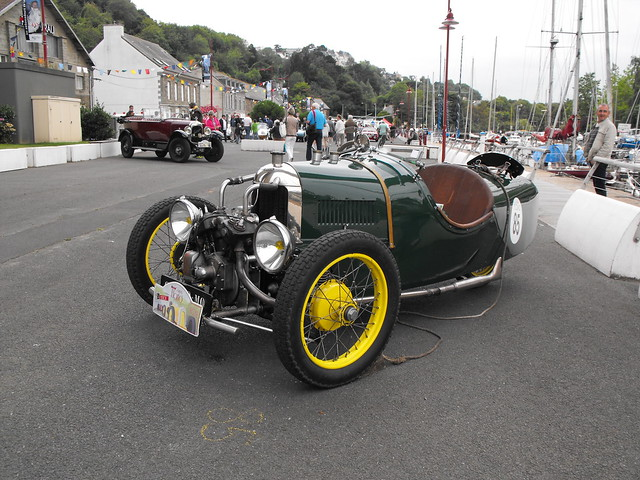 Morgan Cycle Car