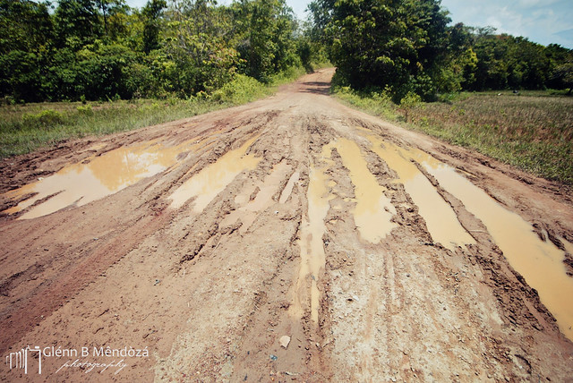 Road to Nacpan Beach