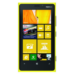 Nouveau Nokia Lumia 920 avec Windows Phone 8