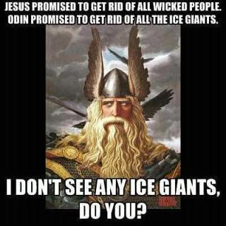Odin-God