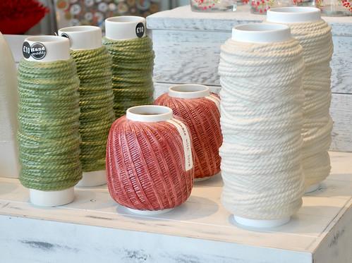 Next yarn vases