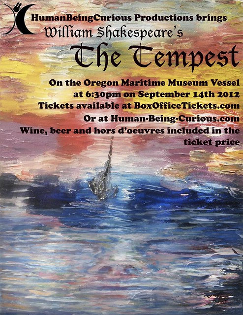 The Tempest @ Oregon Maritime Museum