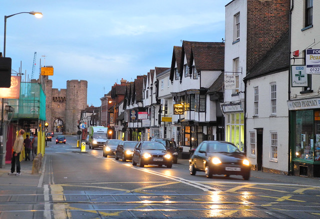 Kent United Kingdom  city photos : Canterbury, Kent, England, United Kingdom | Canterbury, Kent ...