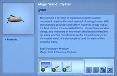 Magic Wand - Crystal