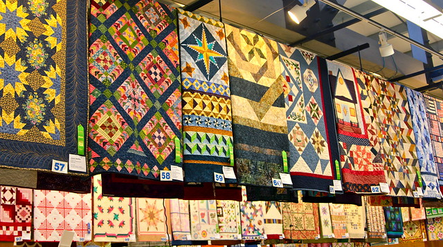 Puyallup Fair Quilts