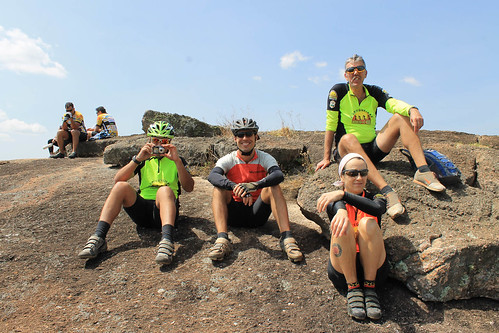 Trilha de Mountain Bike para Pedra do Elefante - por Pedro Barreto
