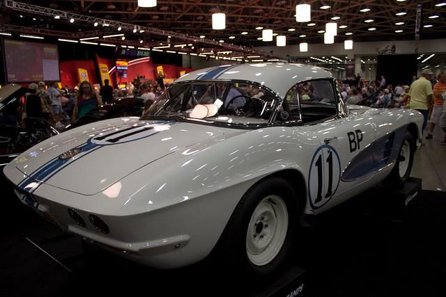 Vette 1961 Racer Side