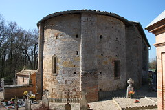 Eglise Saint-Vaast à Coufouleux