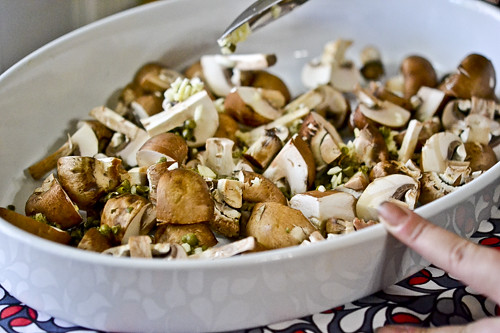 Roasted Mushrooms 10