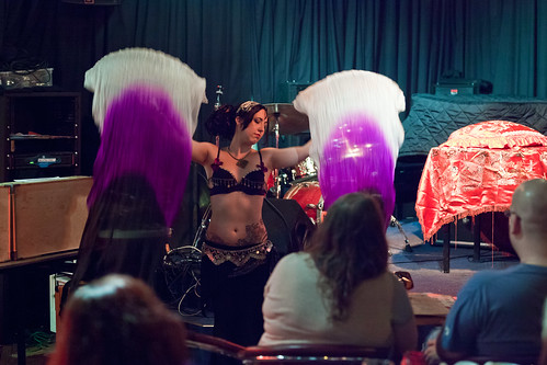 Dr Sketchy's Indian Summer