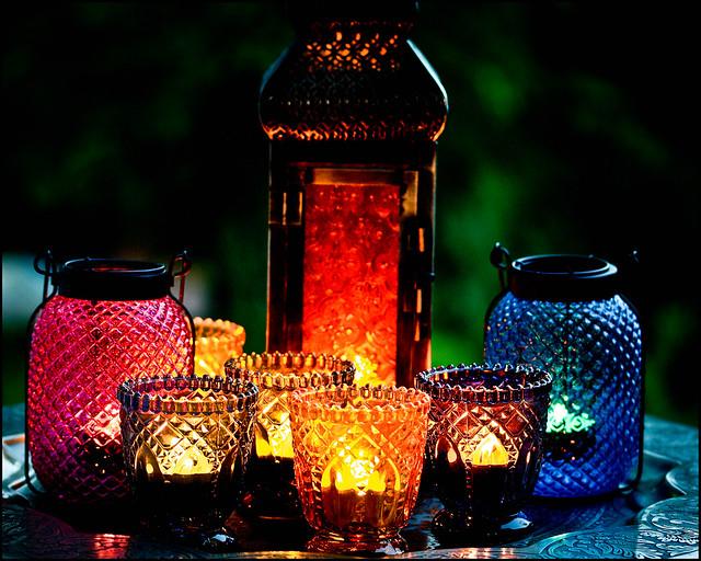 Marokkanische Laternchen