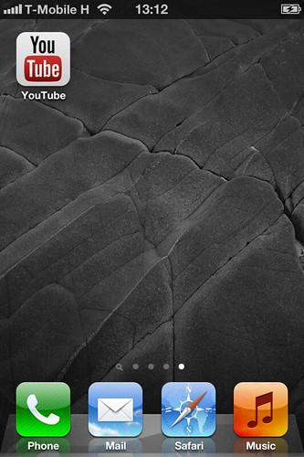 Hivatalos YouTube alkalmazás iOS-re #2