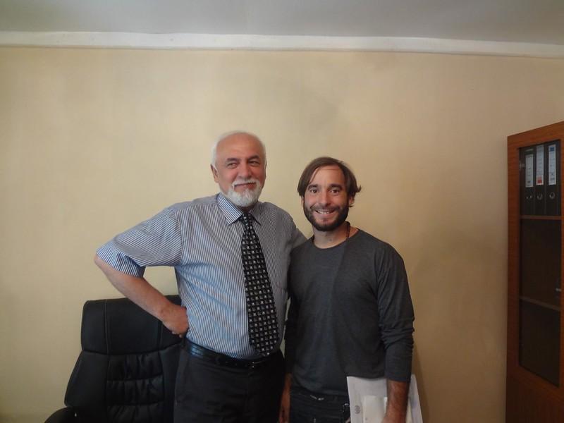 Consul afegão em Khorugh