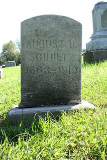 Schultz, August Sr.