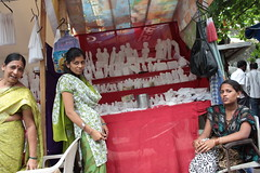 Candle Stall Ladies Shot By Marziya Shakir 4 Year Old by firoze shakir photographerno1