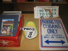 signs in Little Havana (courtesy of Bike SoMi)