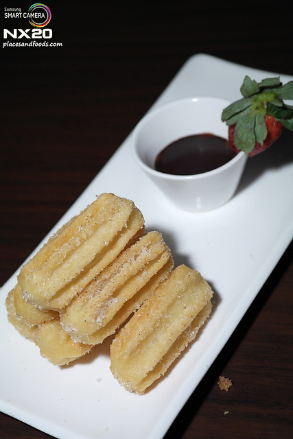 Fresca Mexican Churros