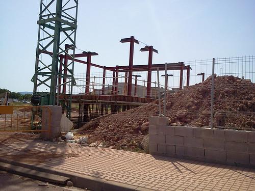 Estructuras metalicas para viviendas diseo y fabricacin de estructuras metlicas estructuras - Estructura metalica vivienda ...
