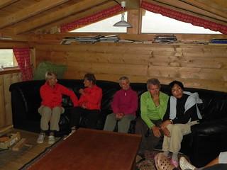 Dans le salon du refuge (4)