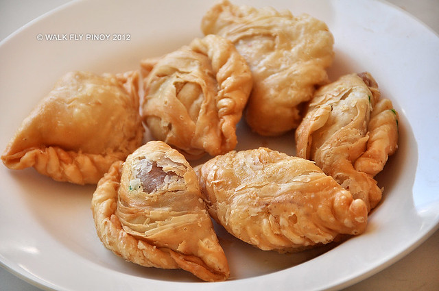Ka Ree Pup (Curry Puffs), Thai Food, Thailand
