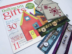 Quilting Arts Gift Issue