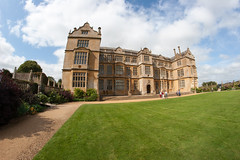 Montacute House in Somerset