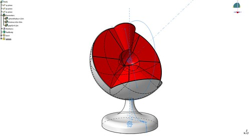 24_Catia Practice_Ball Chair