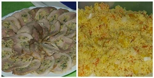 Platos Ana (Cocinando entre olivos)