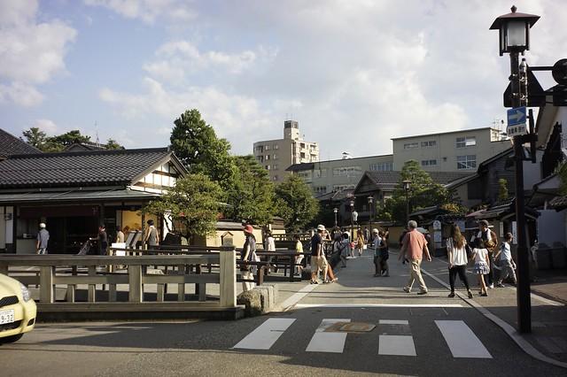 金沢JAZZストリート2012 その1香林坊界隈