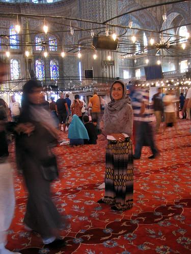 Mezquita Azul 1