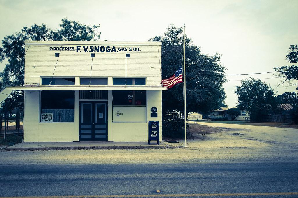 First Store - Panna Maria, TX