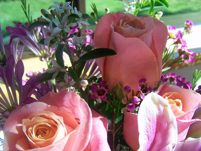 Rosh Hashanah Flowers