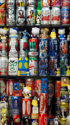 Coke Cans + Coke Bottles Diversity / SML.20120905.G12.00200