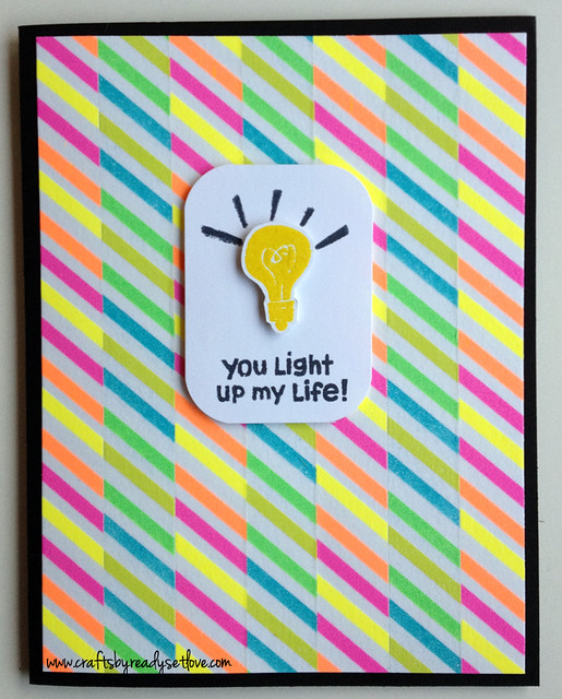 You light up my life... with NEON!