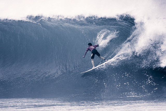 Muniz pro surfer from Flickr via Wylio
